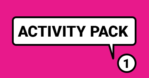 Unruly Splats Core Activity Pack