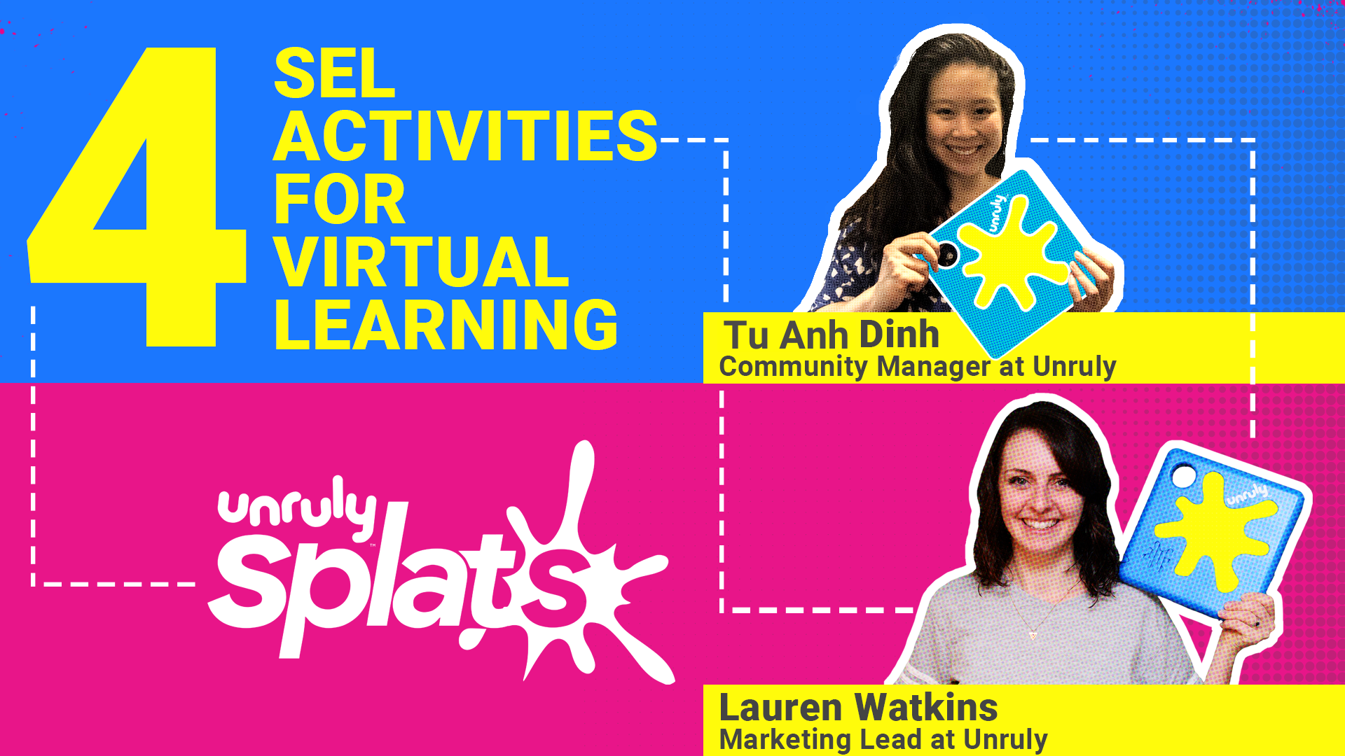 STEM Webinar - Unruly SEL Activities