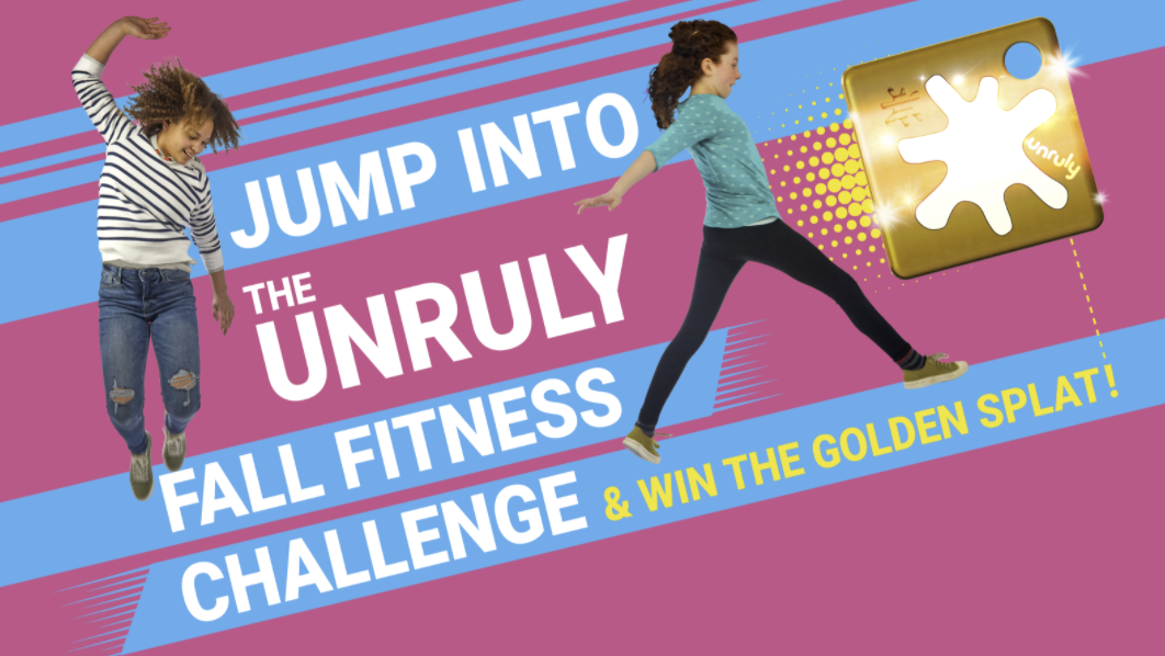 The Unruly Fall Fitness Challenge Begins Nov 4