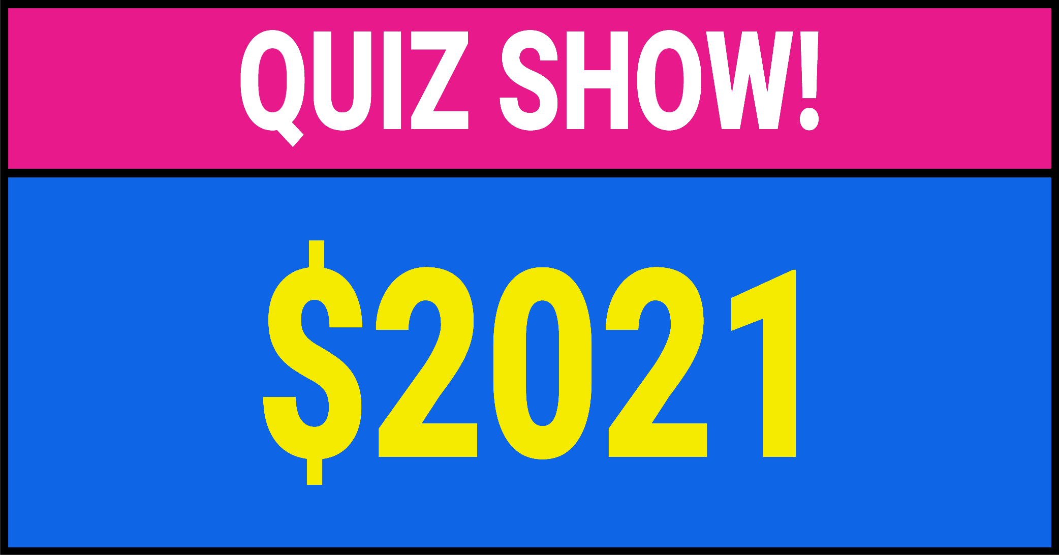 STEM Lesson Plan: Quiz Show