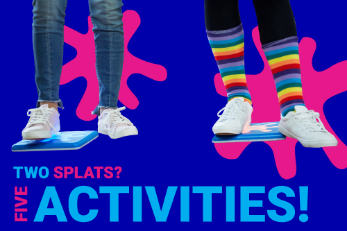 STEM Lesson Plan: 5 Activities for 2-Splats
