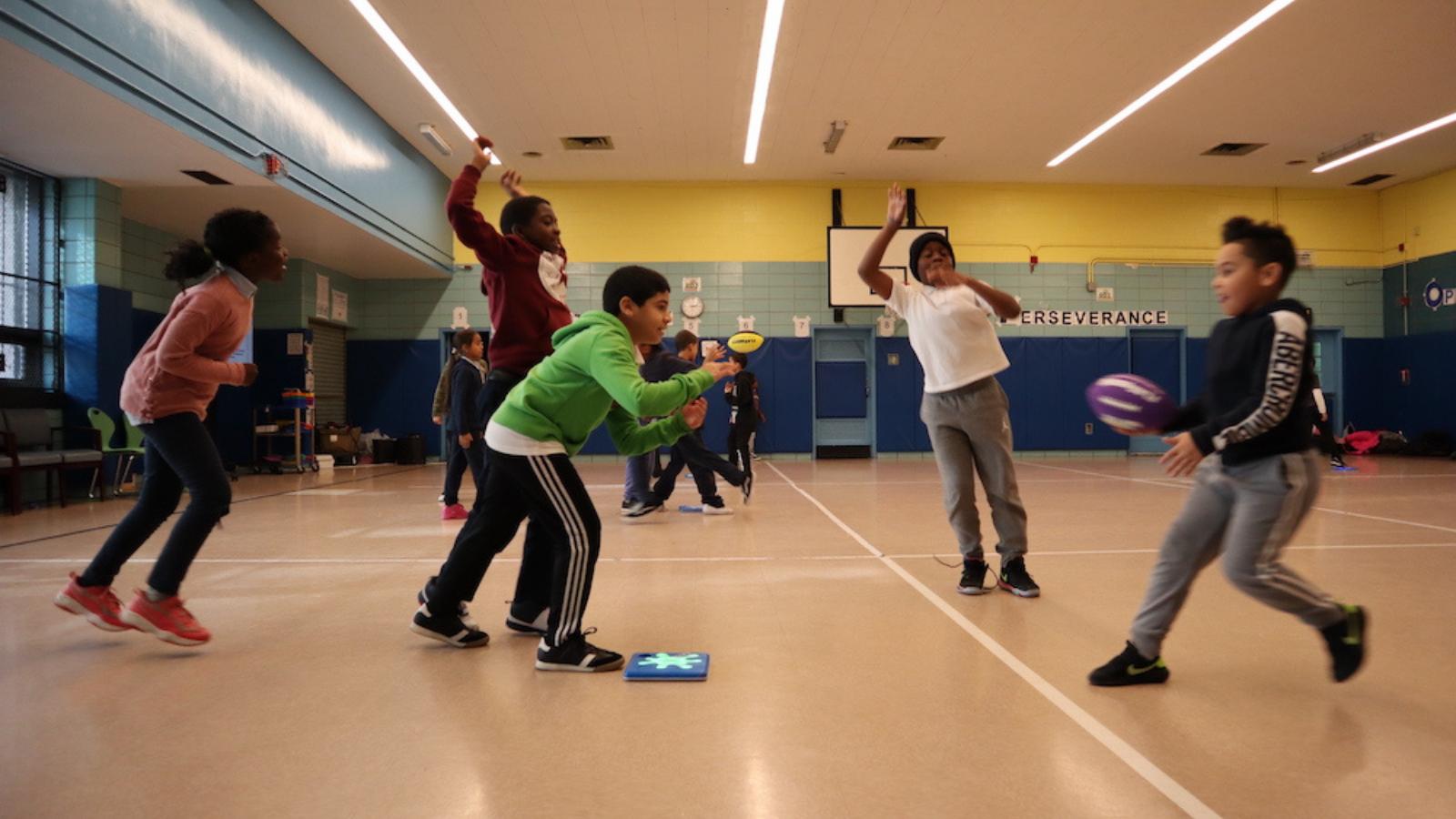 Wetzel County Schools is Using Splats in PE Class