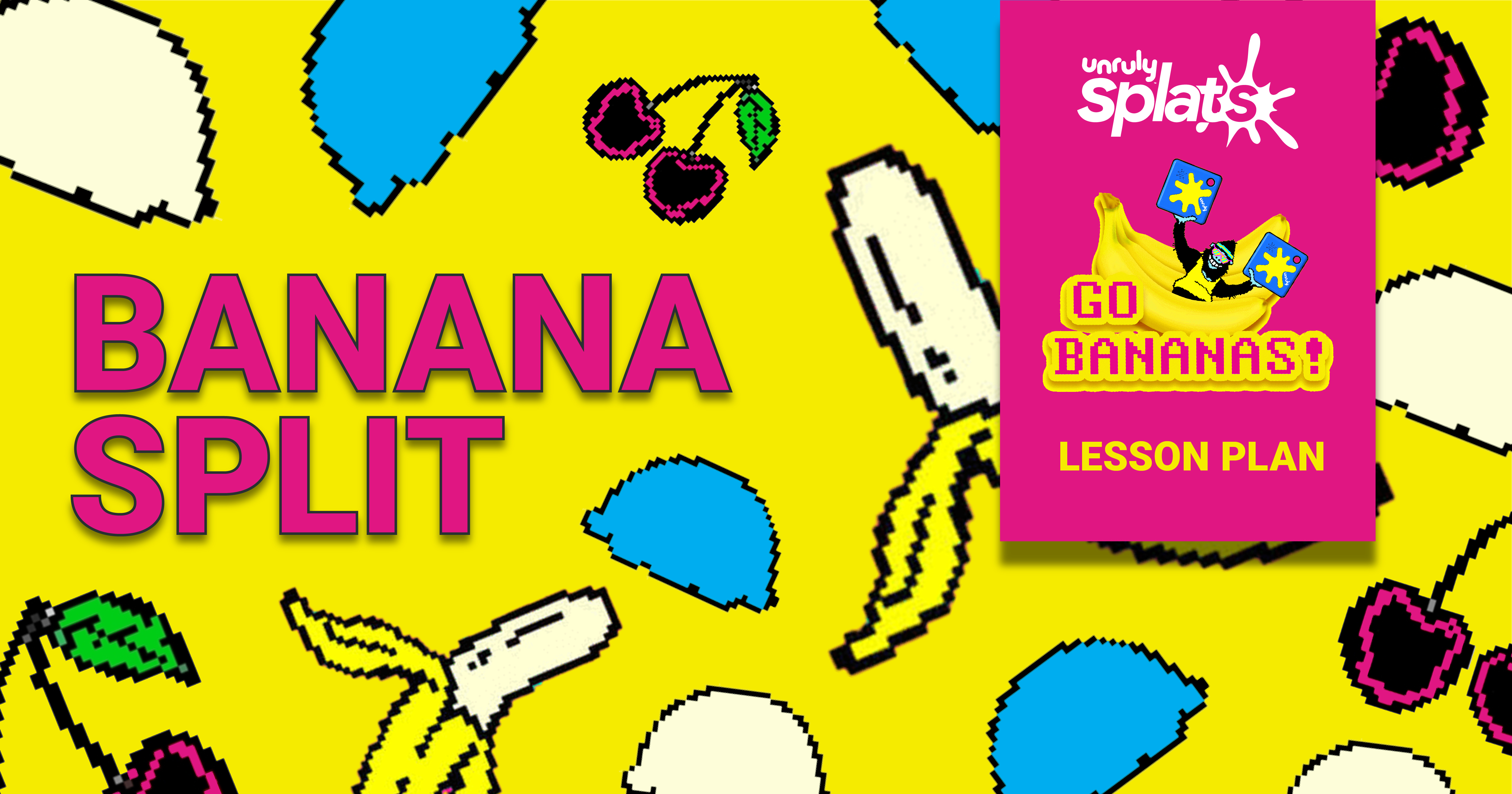 STEM Lesson Plan: Banana Split