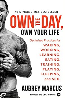 Book Jacket Own the Day Own Your Life