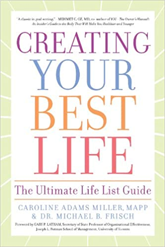 Book jacket Creating Your Best Life