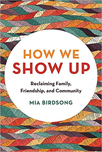 Book jacket How We Show Up