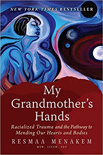 Book Jacket for My Grandmother's Hands