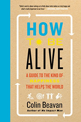 Book jacket for How to Be Alive
