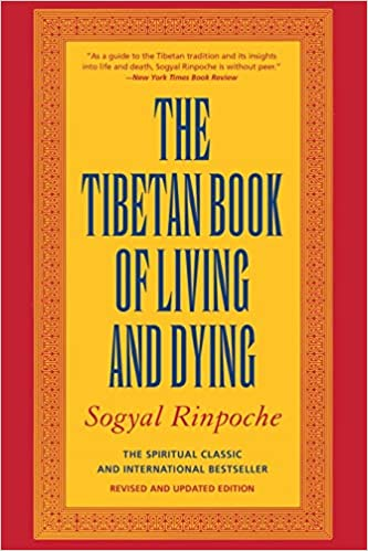 Book jacket for The Tibetan Book of Living and Dying