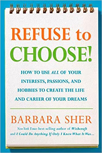 Book jacket for Refuse to Choose