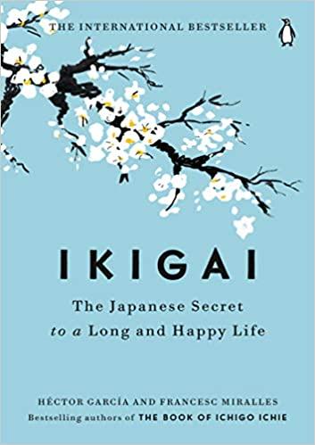 Book jacket for Ikigai