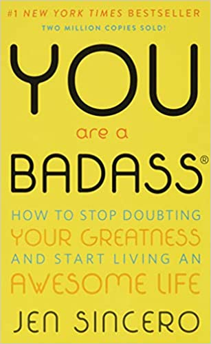 Book jacket for You Are A Badass