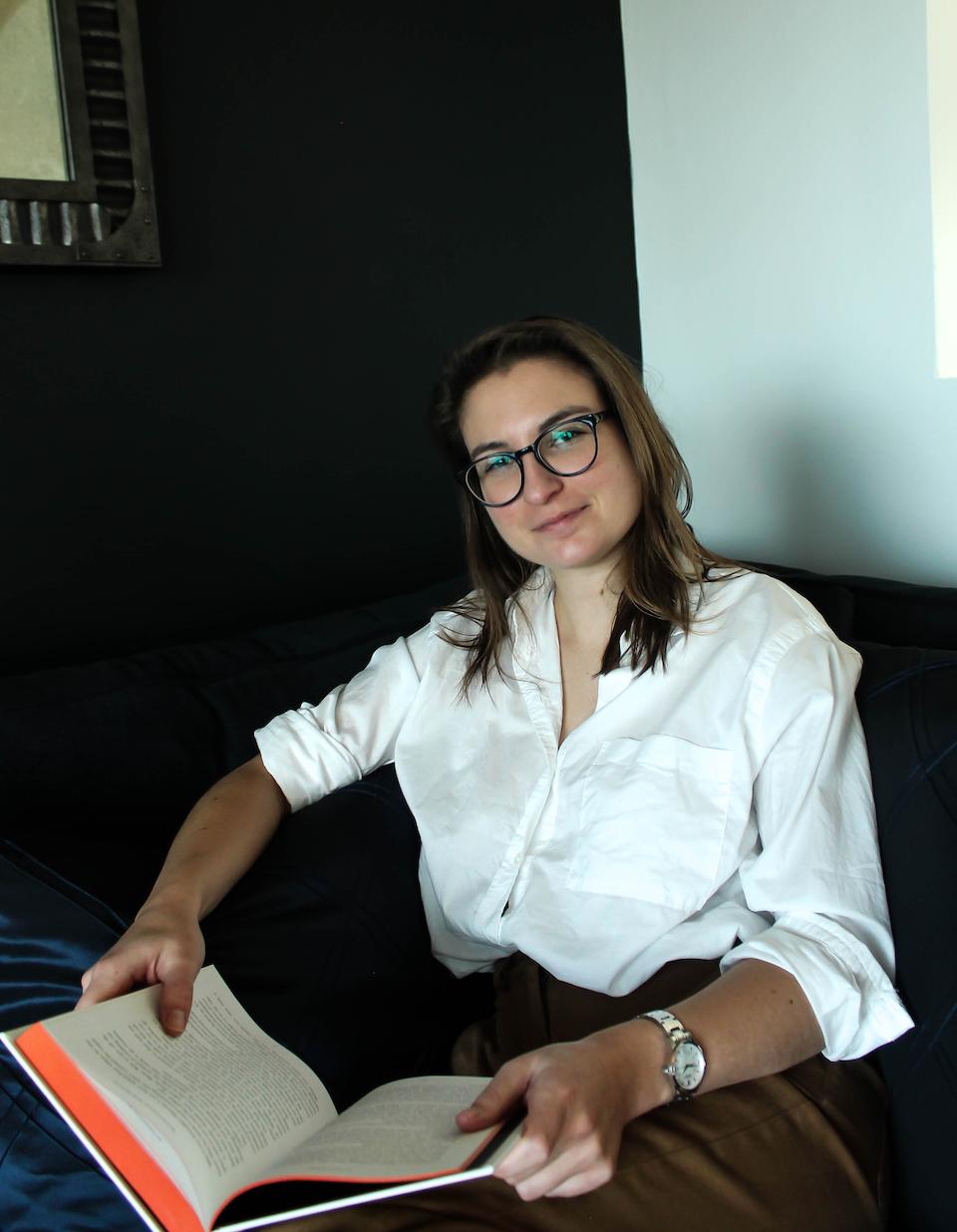 Camille Saltzman
