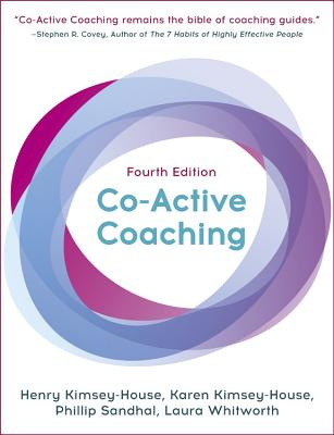 Co-Active Coaching book cover