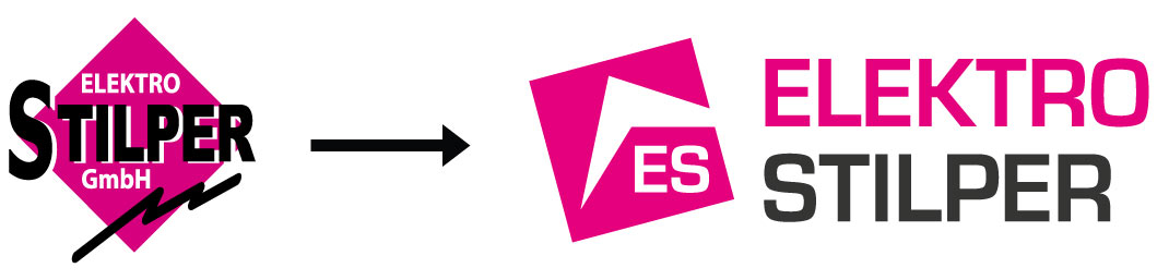 Redesign Logo Elektro Stilper