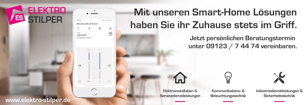 Anzeigenkampagne Smart Home