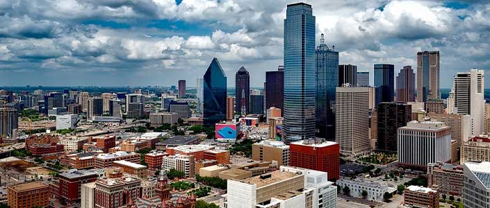 Dallas, Texas is one of the state's largest cities and has a proud history of energy innovations