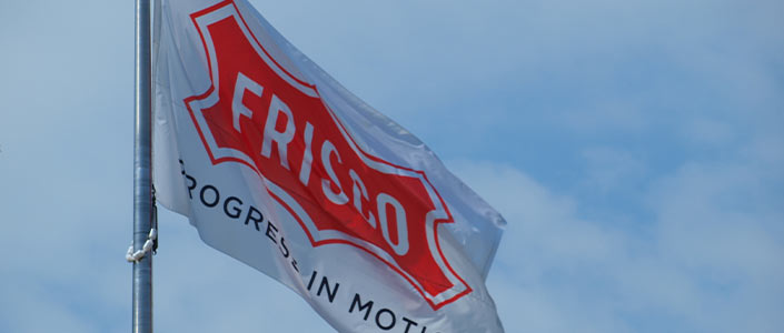 Frisco Texas Flag