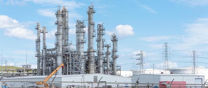 Pasadena, Texas refinery