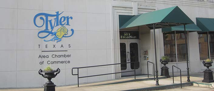 The Tyler Chamber of Commerce