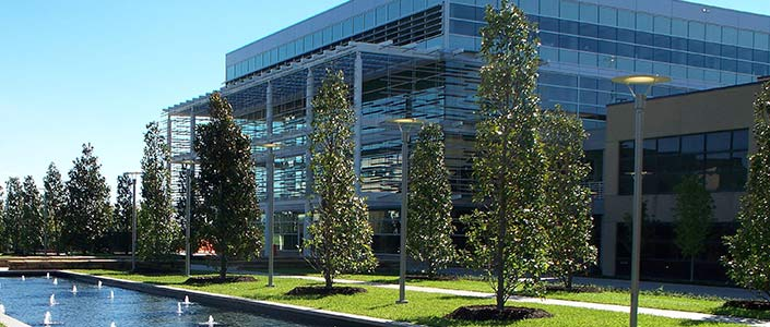 UT Dallas Student Services Building - A LEED Platinum Building