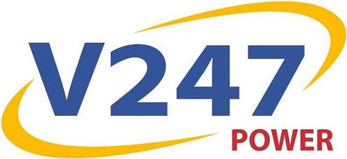 V247 Power Logo