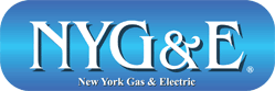 NY Gas & Electric Logo