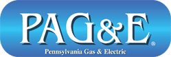 PA Gas & Electric, Inc. Logo