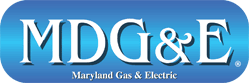 MD Gas & Electric Logo