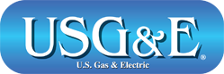 US Gas and Electric Logo