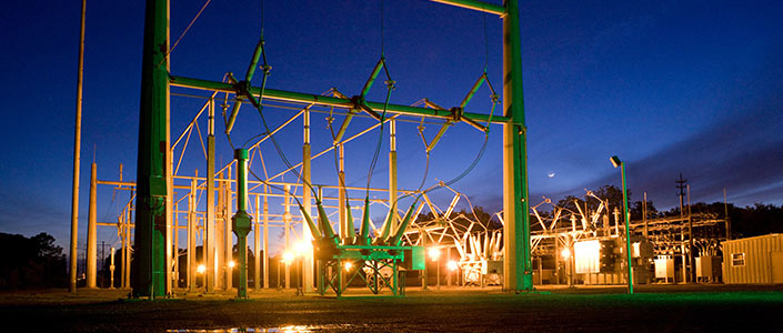 Electric grid Dayton