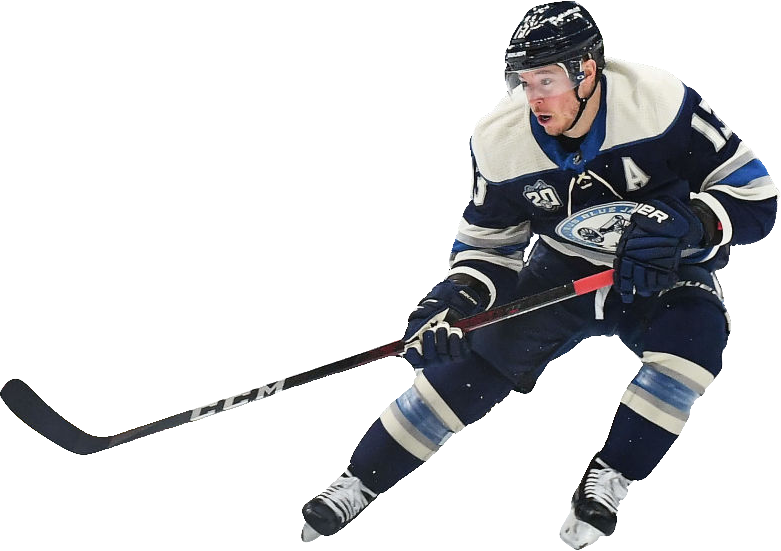 CBJ Cam Atkinson is a founder of Battery Hockey