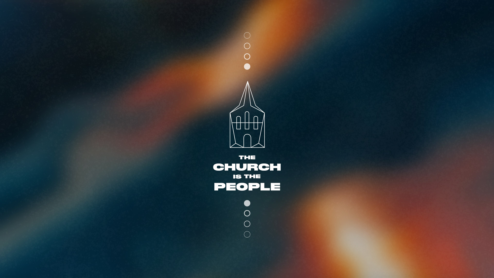The Church is the People - Sunday 25th October 2020 - Jamie Harland