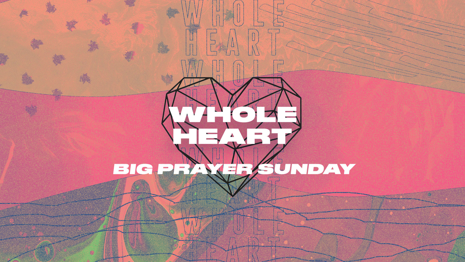 Big Prayer Sunday - Sunday 31st January 2021 - Jamie Harland