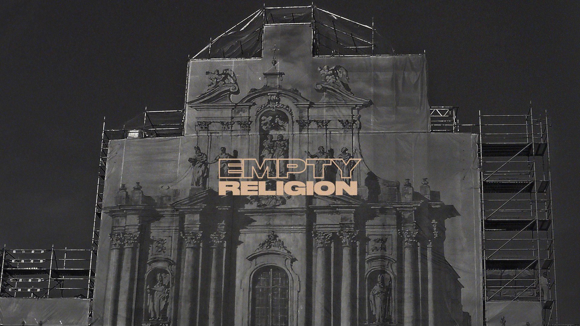 Empty Religion - Week 3 - Jamie Harland - Sunday 21st February