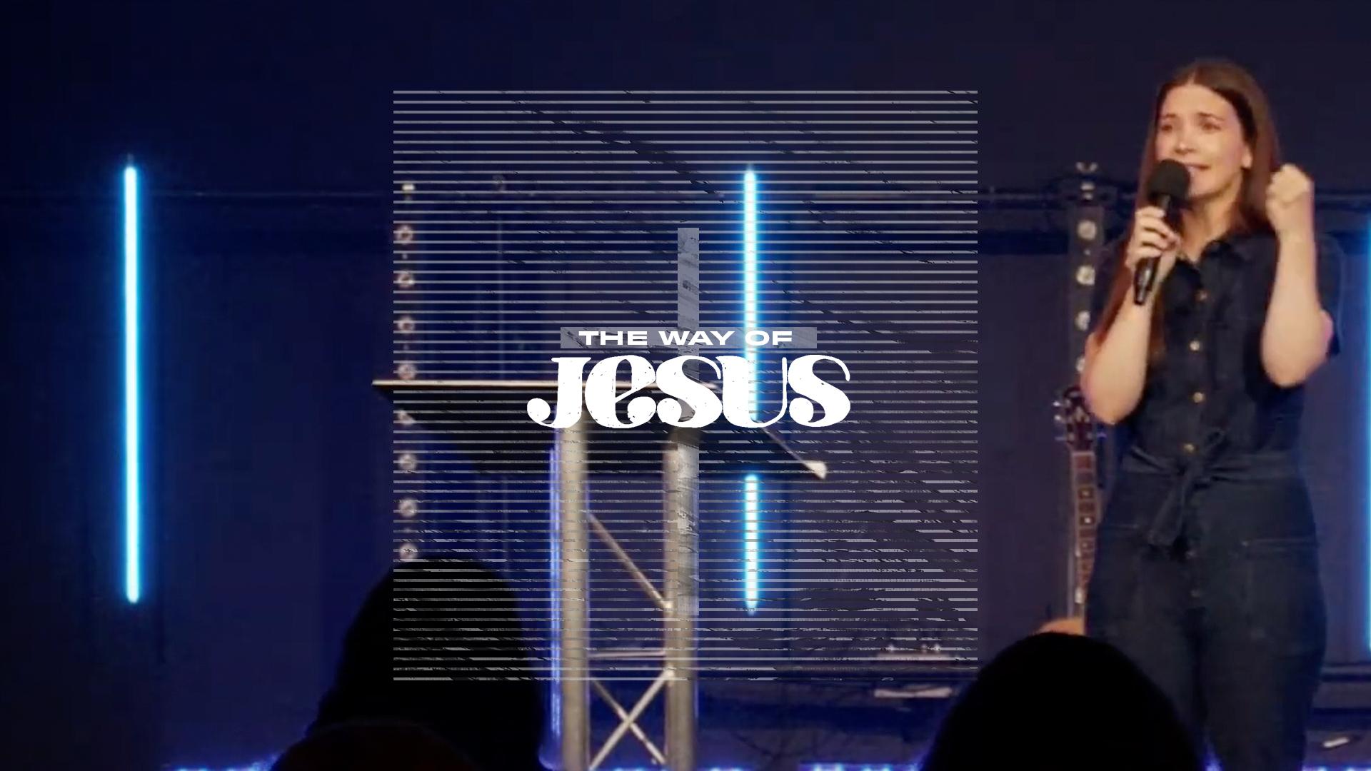 The Way of Jesus - Week 9 - Denise Hoffbrand