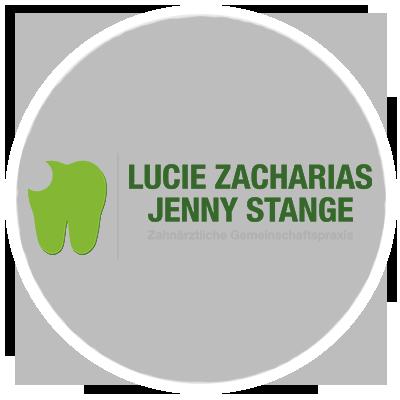 Zahnärztliche Gemeinschaftspraxis Lucie Zacharias & Jenny Stange - Logo