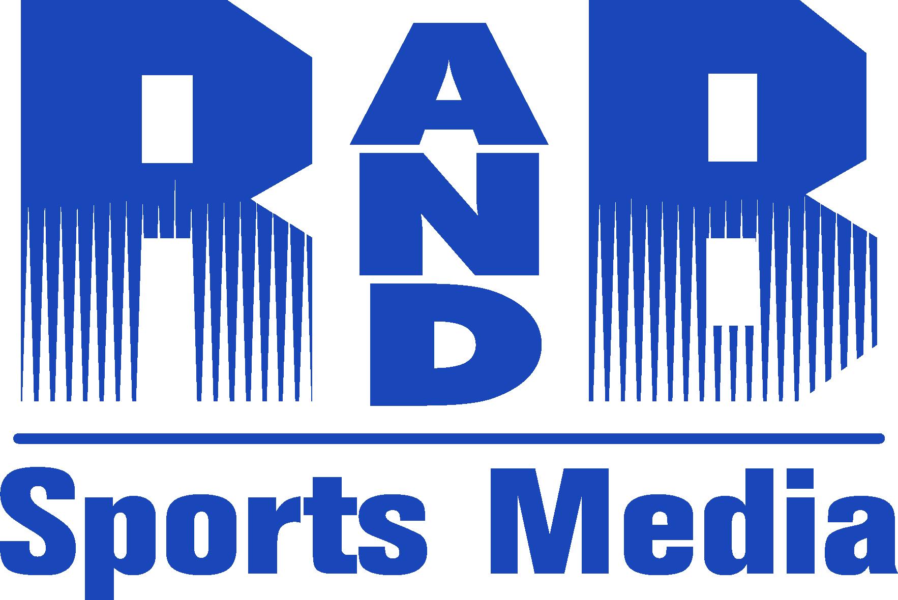 R and B Sports Media Logo