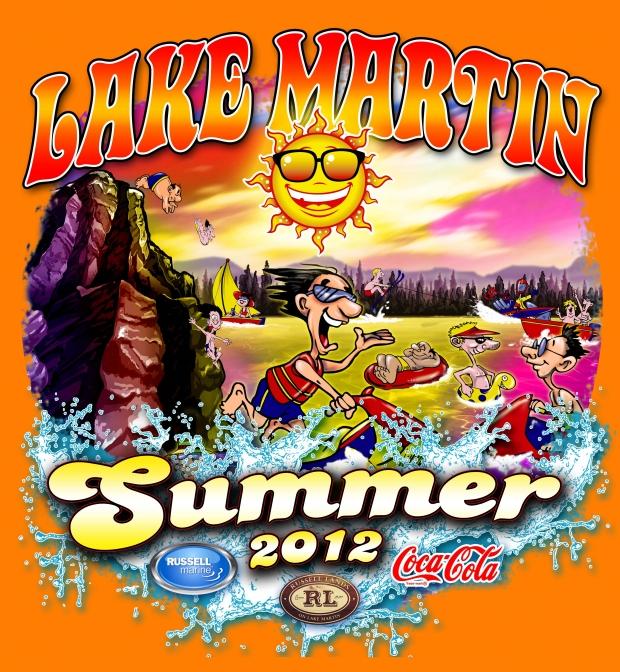 Russell Lands Lake Martin Summer Shirt