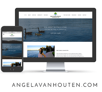 Angela VanHouten Website