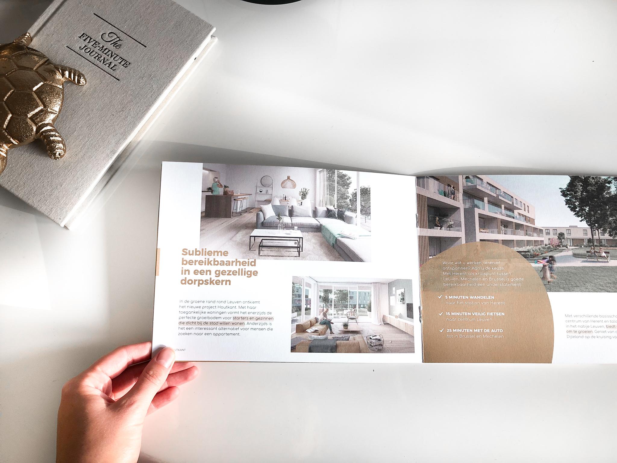 tekst voor brochure