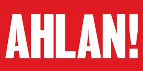 Ahlan! Live logotype
