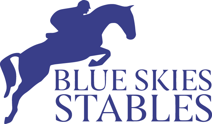 Blue Skies Stables Logo