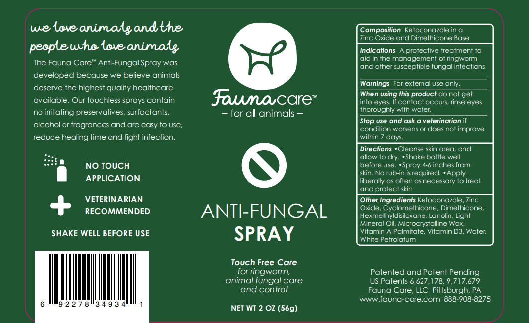 fauna care anti fungal spray label