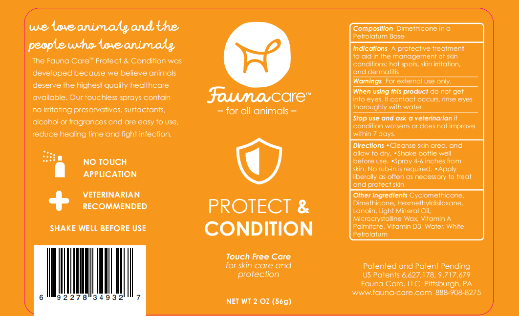 fauna care protect and condition spray label
