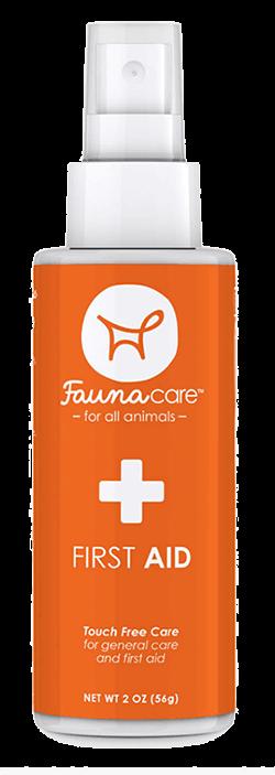 First Aid Spray Fauna Care
