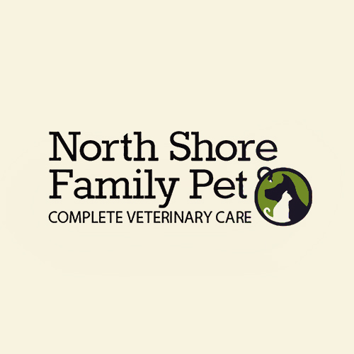 North Shore Family Pet vet logo
