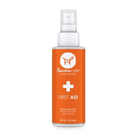 Fauna Care First Aid spray bottle