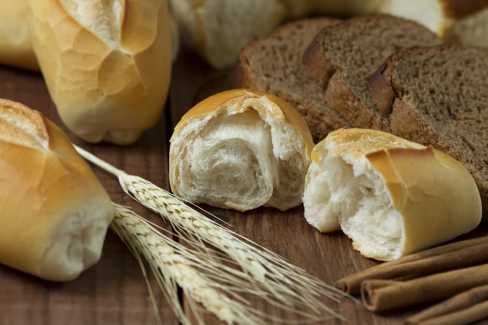 bread, wheat & carbohydrates