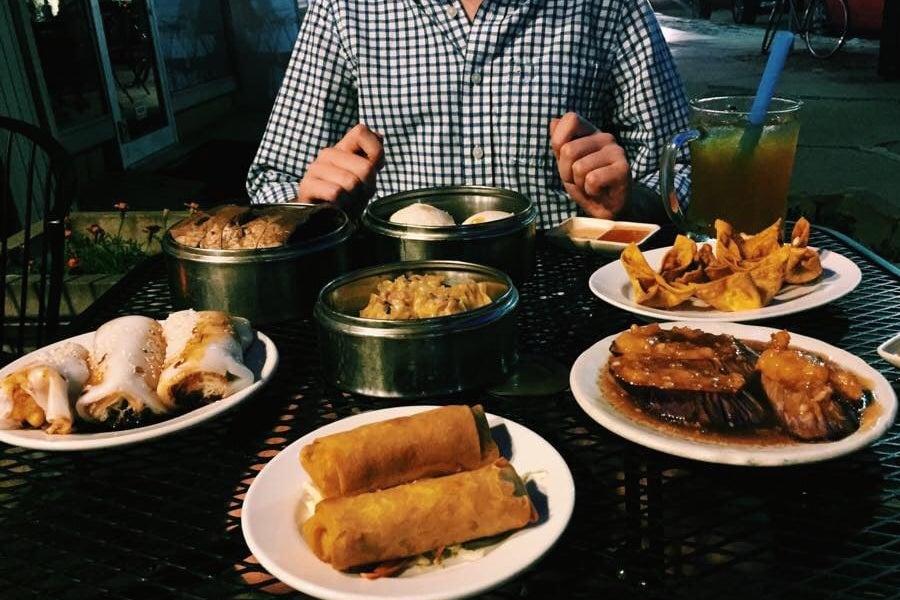 Food from Sun Penang